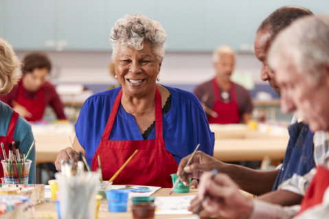Safe Labor Day Activities for Your Senior
