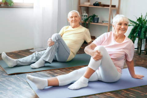 Overcoming Chronic Conditions with Yoga